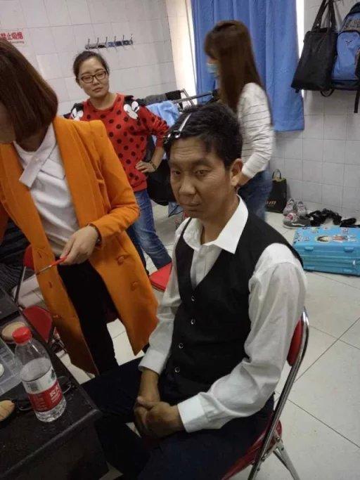 北京卓尚历届参与《茅以升》化妆花絮
