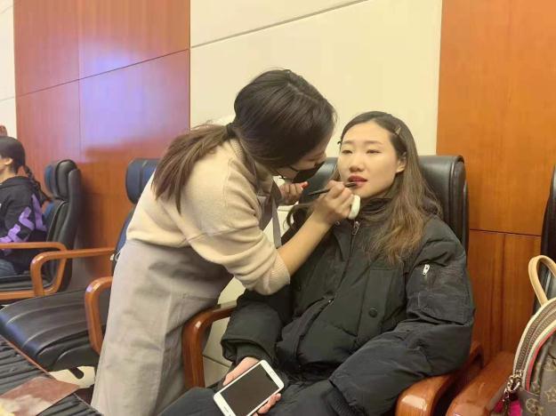 北京卓尚化妆实践