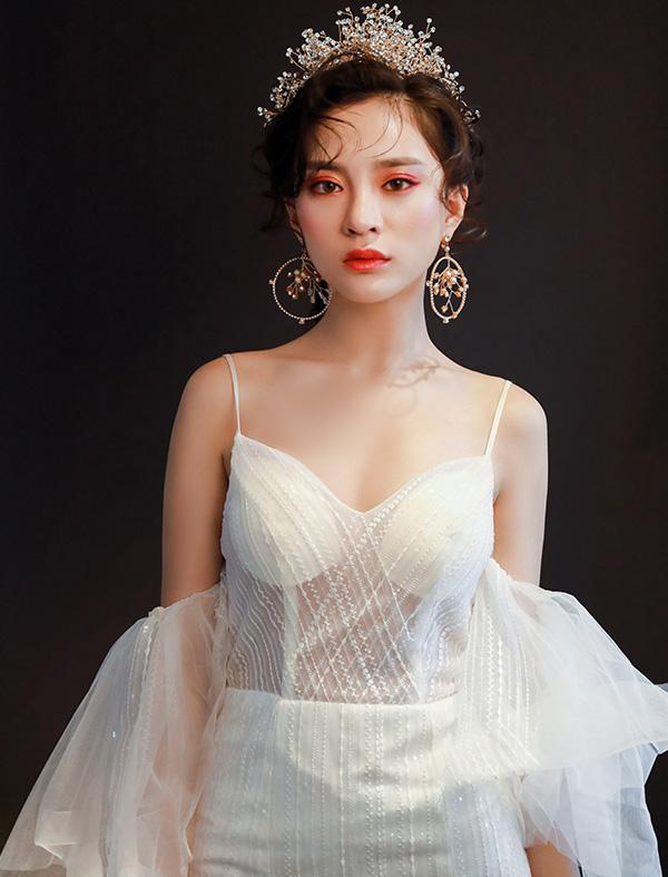 时尚新娘影楼创新造型